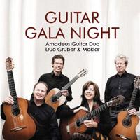 gitarrenduos-gruber-und-maklar- und amadeus-guitar-group